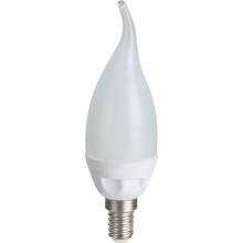 LED Ceramic Candle Lamps C30L 2835SMD 4.5W 396lm AC100~265V