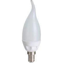 Lâmpadas de LED cerâmica vela C30L 2835SMD 4.5 w 396lm AC100 ~ 265V