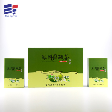 Best Price for for Wine Packaging Gift Box Offset printing folding tea packaging box export to United States Importers
