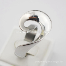 Europe American Fashion Jewelry Stainless Steel Women Ring