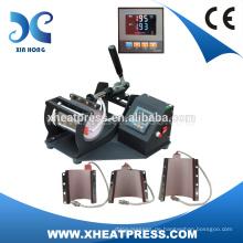 4IN1 Niedrige Preis-Becher-Hitze-Presse-Maschine für magischen Sublimations-Becher