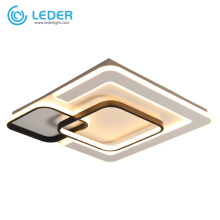 LEDER Glass Kitchen Ceiling Light