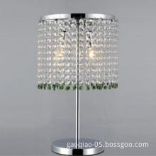 New Modern Green K9 Crystal Chandelier/Decorative Home Goods Table Lamps