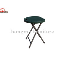 Colorful HDPE Plastic Garden Leisure Folding Stools