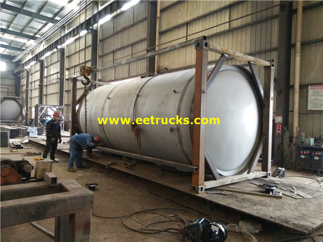 T50 LPG Gas Tank Containers