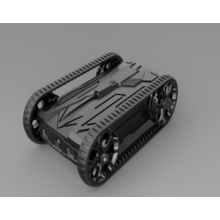 WiFi controlled wireless spy tank