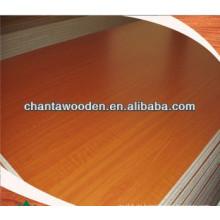 Massiv / holzkorn Melaminpapier laminiertes Sperrholz
