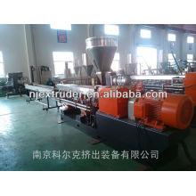 Двухшнековый пластиковый экструдер для цветной маточной смеси / маточной грануляционной машины