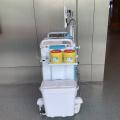 Mobile Nurse Workstation with Medication Cassette