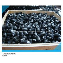Raccords de tuyaux en acier au carbone soudé ANSI Butt soudés