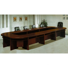 office furniture china oval wooden modern office meeting table design