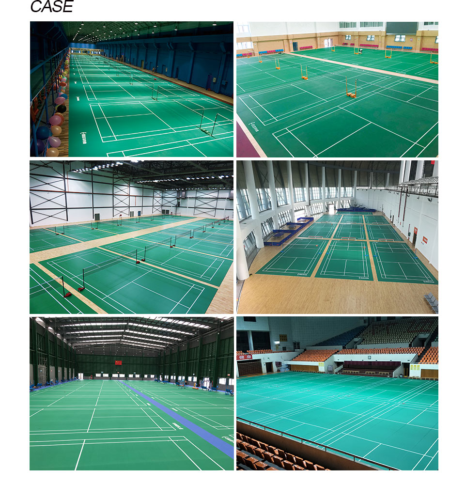 Enlio Sports Flooring