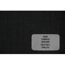 Tecido de lã 6 estilos em estoque pronto para terno