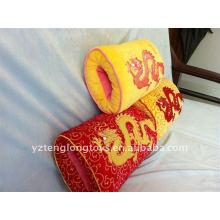 2012 nueva almohadilla del dragón de la felpa