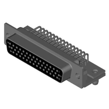 D-sub Connector 104 Pin High Density Female Angolo retto