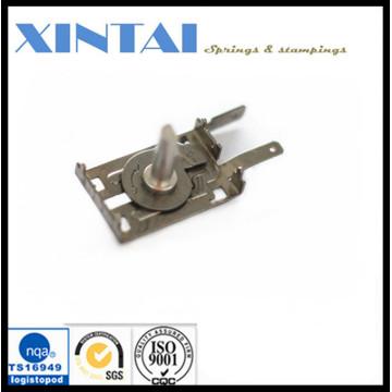OEM ODM Stamping y piezas de montaje de resortes para máquina requieren