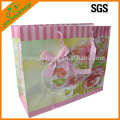 Retailing Shop Customize kraft paper bag/ cost-saving&eco-friendly