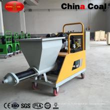 Cc-311 pulvérisateur de mortier de ciment de ciment de ciment de mur