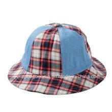 Fashion 6 Panel Cotton Bucket Hat, Summer Hat