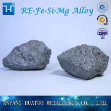 Rare Earth Ferro Silicon Magnesium Alloy for Steel Making Casting Metallurgical Use