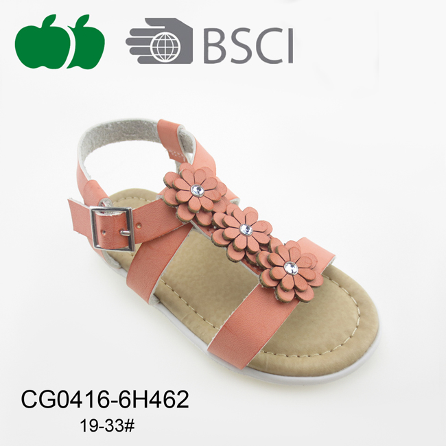 high quality girl sandals