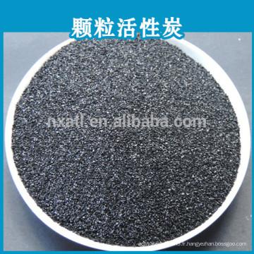 charbon actif pour la purification de l'eau