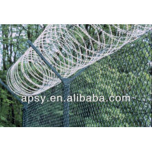 razor barbed wire mesh/best quality/Anping/protection/concertina