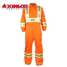 Xinke arc flash mining al por mayor utiliza ropa protectora retardante de fuego