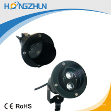 Im Freien geführtes Punktlicht 12v Ra75 führte Gartenlampe RGB-Porzellanmanufaturer mit CER genehmigt