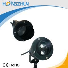 Lumière spot extérieure 12v Ra75 Led lampe de jardin RGB China Manufaturer avec CE approuvé