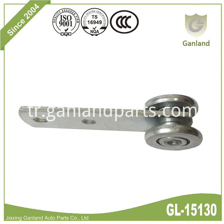 Steel Curtain Track Roller GL-15130
