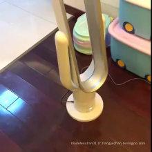 Liangshifu moderne intelligent ventilateur de tour de contrôleur de plancher de 18 pouces intelligent sans lame