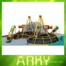Outdoor Fitness Climbing Game Playground