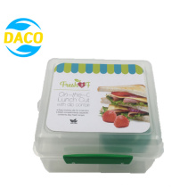 High Quality Large Fresh-Keeping Lunchbox for Kitchen Cutlery