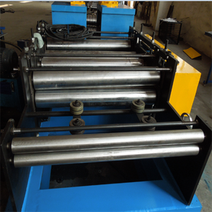 Steel Cable Tray Membuat Roll Forming Machine