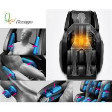 Massager do corpo da vibração de Shiatsu da cadeira da massagem da gravidade zero da pressão de ar