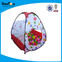 Baby camping tent toy with 100 ball house baby toy