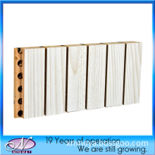 Acoustic Sound Absorption Wooden Wall Panel for Theather, Gymnasium Decorative