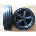 solid wheel Size: 5*1.3inch