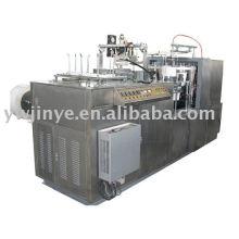 JYLBZ-LE doble lado PE recubierto máquina del cubo de papel