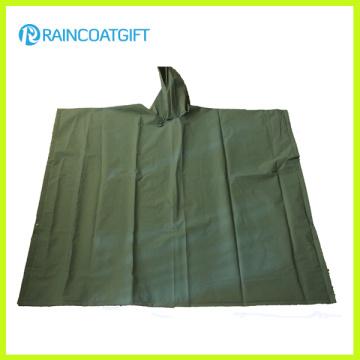 Adult Clear Hooded EVA Raincoat Rvc-164