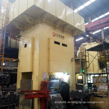 Hydraulische Presse für Kaltschmieden aus Metall