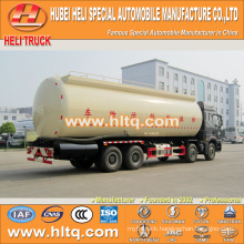bulk cement transport truck FAW 8x4 40M3 310hp high quality factory direct