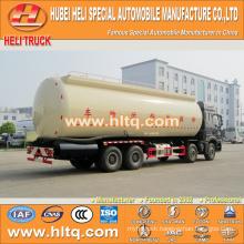 bulk cement transport truck FAW 8x4 40M3 310hp high quality factory direct