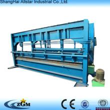 Coil steel bending machine