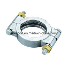Pinces à tuyaux en acier inoxydable haute pression