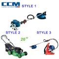 вырезать дерево машина 43cc резец щетки МНЛЗ-530 резец травы,триммер травы хорошего качества