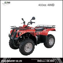 Wellengetriebe und CVT Getriebe Typ Quad 400cc ATV