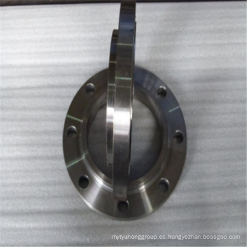 Brida deslizante de acero inoxidable