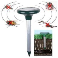 Multi-pulso ultra-sônico com repelente de pragas de freqüência variável ratos de rato cobra lagarto Repeller